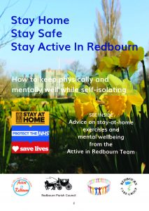 Coronavirus Exercise and Mental Wellbeing Active in Redbourn