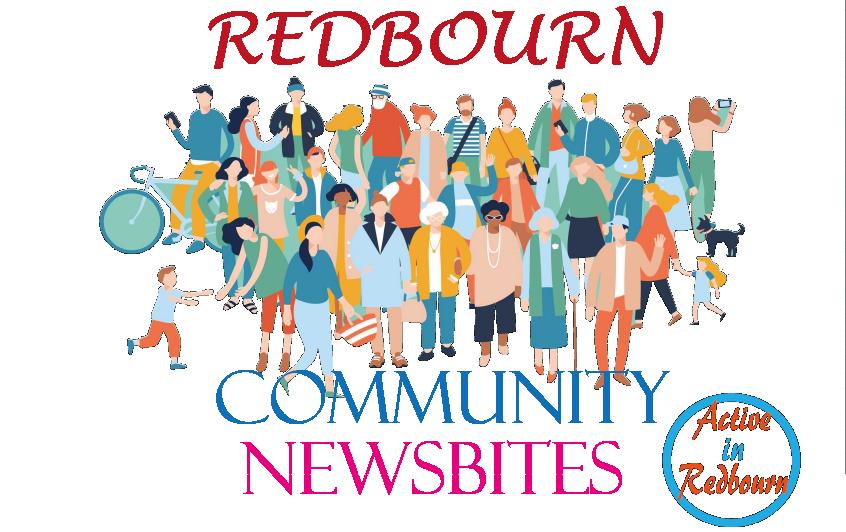 Active in Redbourn Community Newsbites